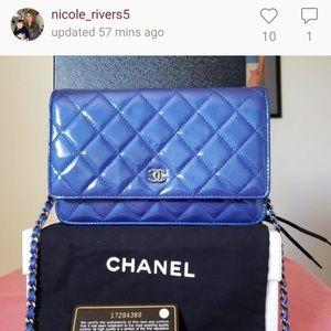 Scammer alert Chanel wallet on chain